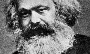 Karl Marx - portrait