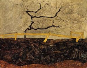bare-tree-behind-a-fence-1912