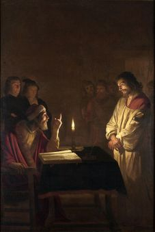 401px-gerard_van_honthorst_-_christ_before_the_high_priest_-_wga11650