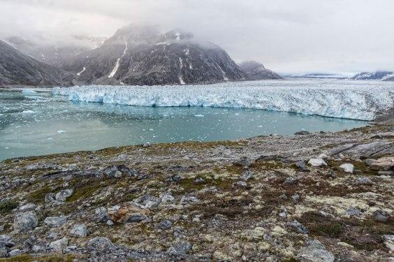 Knud Rasmussen Glacier Greenland