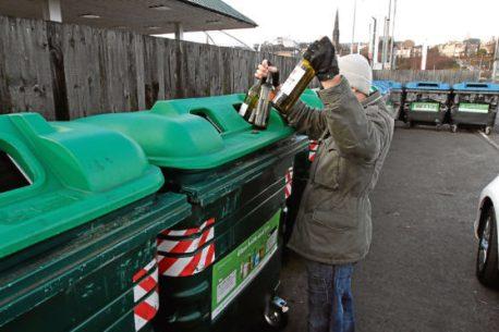 Gjen glass recycle bins20