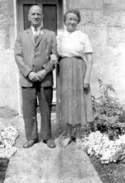 1960s Graham and Elsie Hale - Winsley Rd