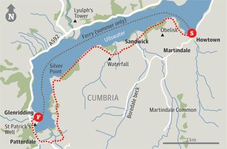Map-of-Howton-Cumbria-001